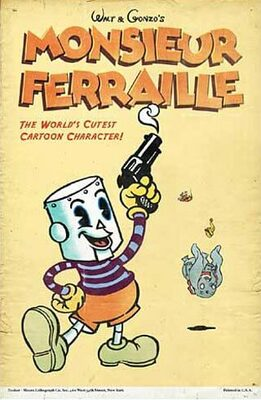 Monsieur Ferraille