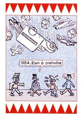 1984 : Rien à Craindre