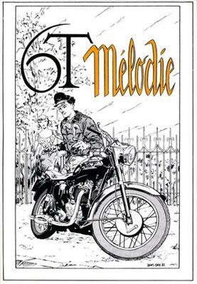 6 T Mélodie