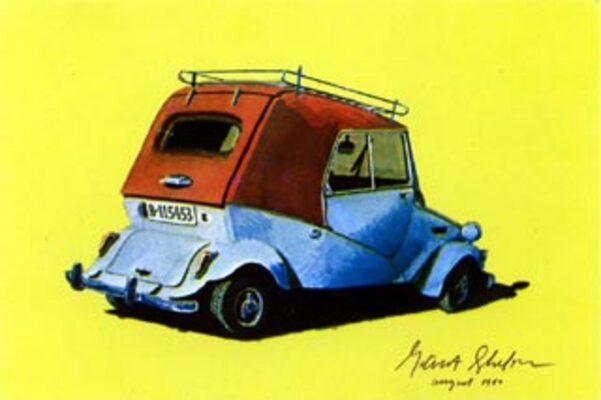 Biscuter 197 cc