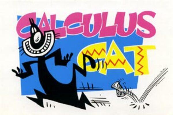 Calculus Cat
