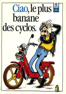 Ciao, le Plus Banane des Cyclos