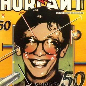 Couverture Métal Hurlant n°50