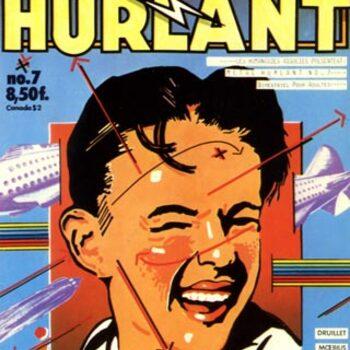 Couverture Métal Hurlant n°7
