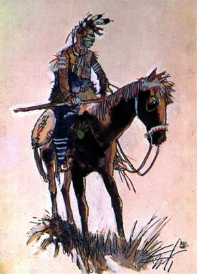 Indien Pawnee