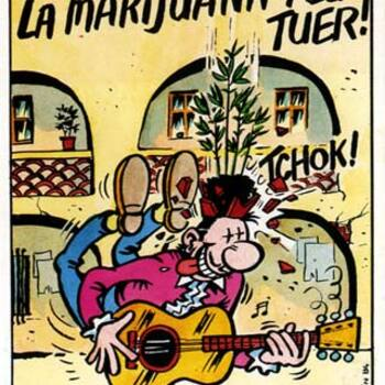 La Drogue Tue !
