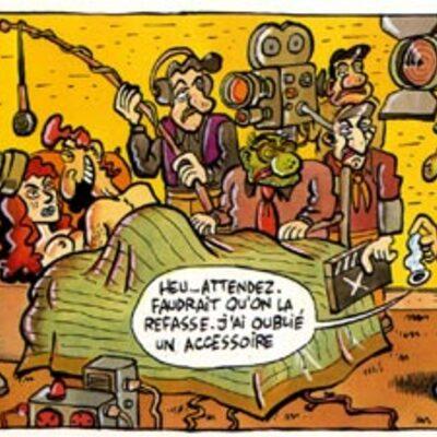 Les Pros du Ciné