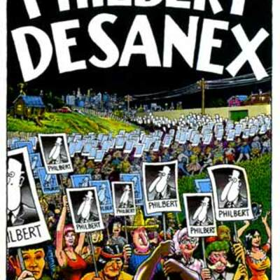Philbert Desanex, the People's Choice