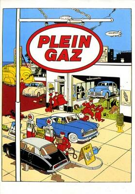 Plein Gaz