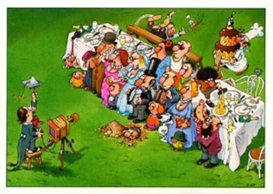 Carte postale de Loup