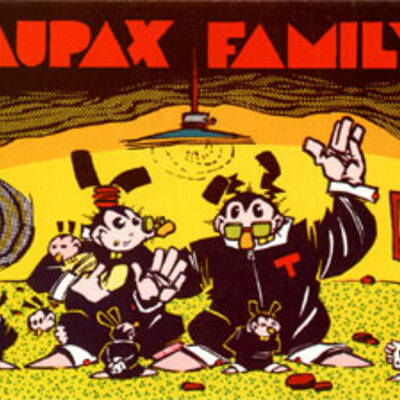 Taupax Family