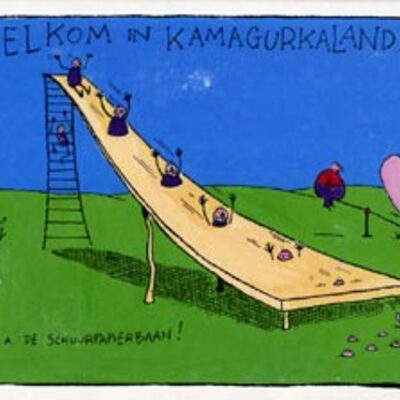 Welkom In Kamagurkaland !
