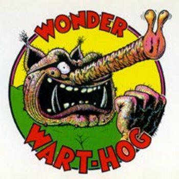 Wonder Wart-Hog