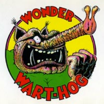 Wonder Wart-Hog