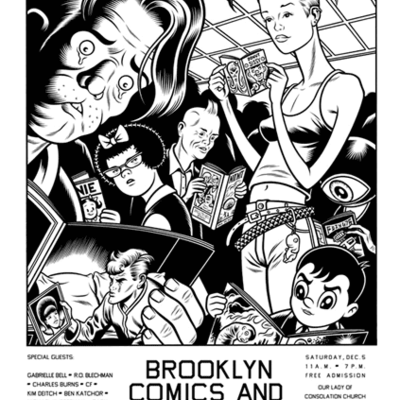 Brooklyn Comics and Graphics Festival