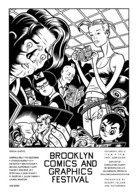 Brooklyn Comics and Graphics Festival