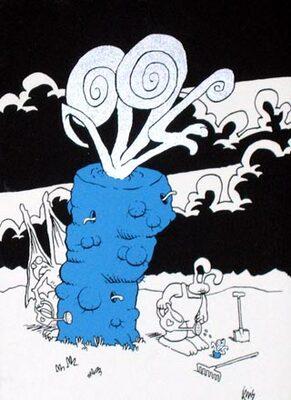 Illustration de Lewis Trondheim