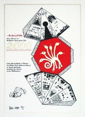 Vœux de l'Association pour l'année 2000