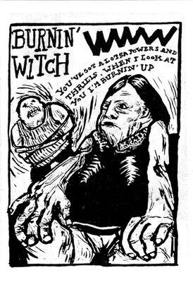 Burnin' Witch