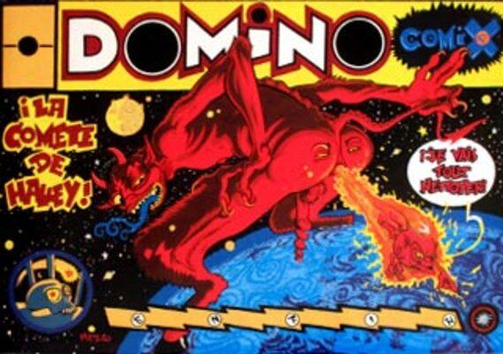Domino Comix n° 1