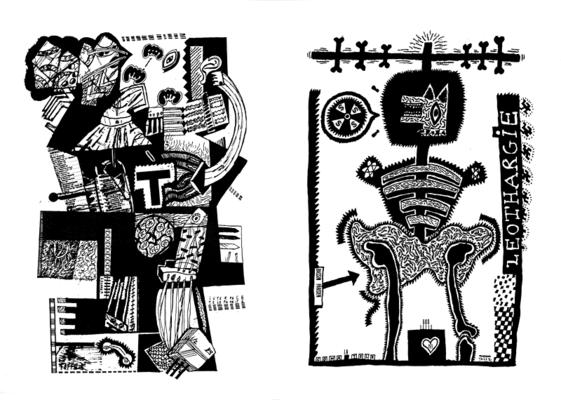 Illustration de Toffe extraite de J'Essuie Partout