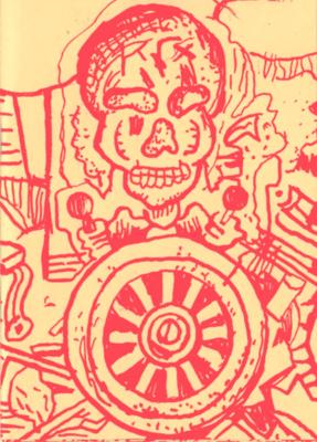 Lichtenstein on Acid