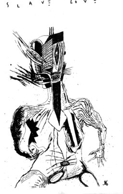 Illustration de Bruno Richard extraite de Peltex n°6
