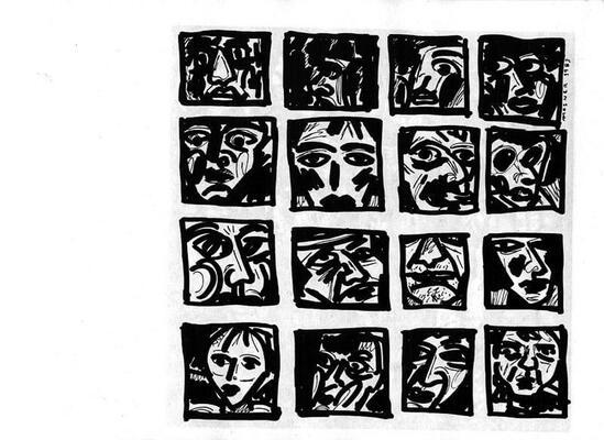 Illustration de Ricardo Mosner parue dans Strip
