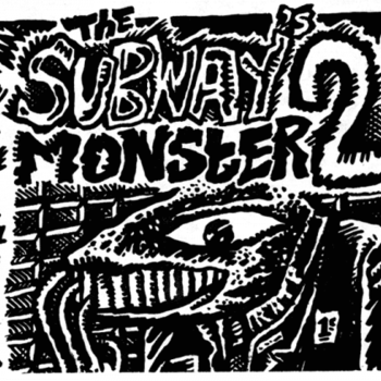 The Subway Monster n° 2
