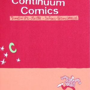 Approximate Continuum Comics n° 1