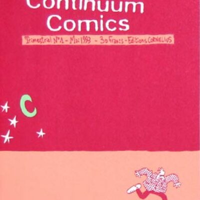 Approximate Continuum Comics n° 1