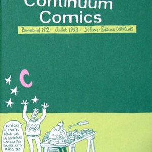 Approximate Continuum Comics n° 2