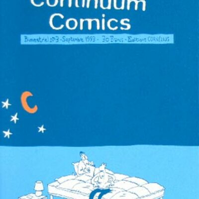 Approximate Continuum Comics n° 3