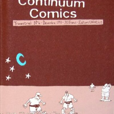 Approximate Continuum Comics n° 4