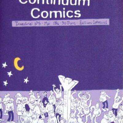 Approximate Continuum Comics n° 5