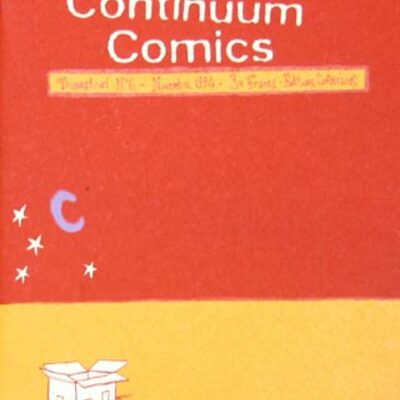 Approximate Continuum Comics n° 6