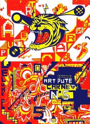 Art Pute Carnet n° 5
