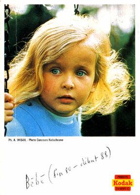 Bébé (fin 80 - début 88)