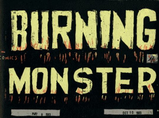Burning Monster