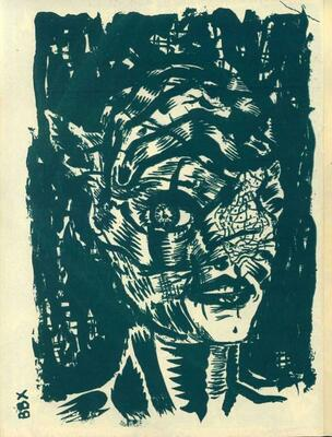 Illustration de Blexbolex extraite de CAES, 1994