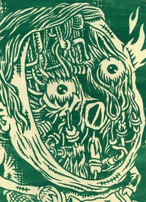 Illustration de Stéphane Blanquet extraite de CAES, 1994