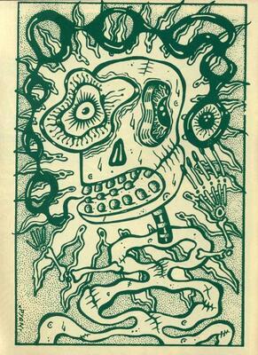 Illustration de Jacques Pyon extraite de CAES, 1994