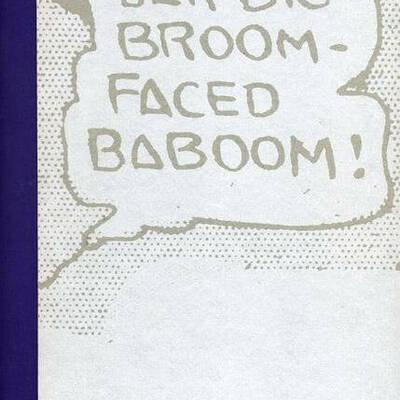 Der Big Broom Faced Baboom
