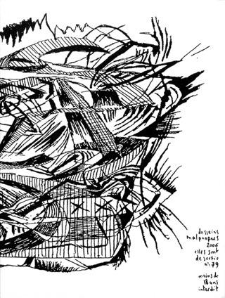 Elles sont de Sortie Tome 79 Desseins malpropres - Pascal Doury,Bruno Richard