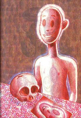Dessins de Carnet de Pascal Doury