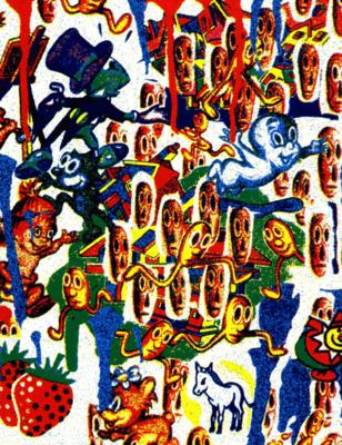 Pascal Doury dans ESDS n° 37 - Art Dégénéré Bis, 1992