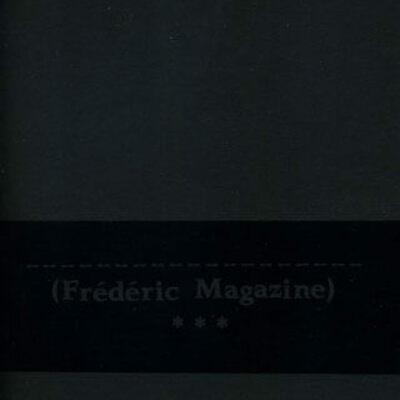 Frederic Magazine n° 3