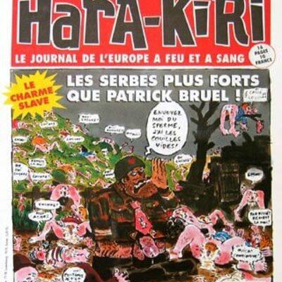 Hara-Kiri n° 3