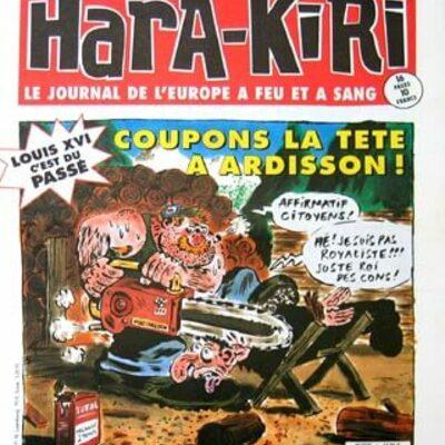 Hara-Kiri n° 4