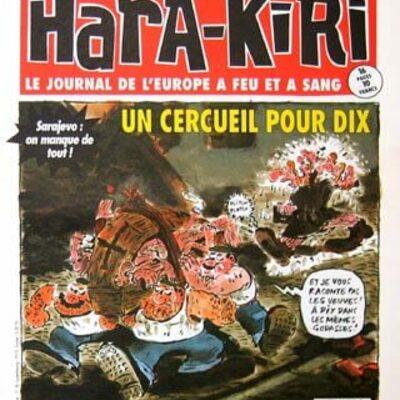 Hara-Kiri n° 5